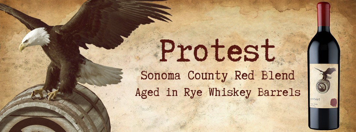 Protest Sonoma County Red Blend